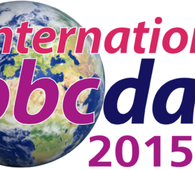 International PBC Day 2015 - map