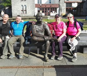 Alan takes on the West Highland Way