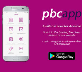 PBC App now available for Android