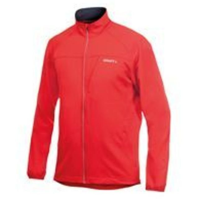 Unisex cycling jacket (100% polyester)