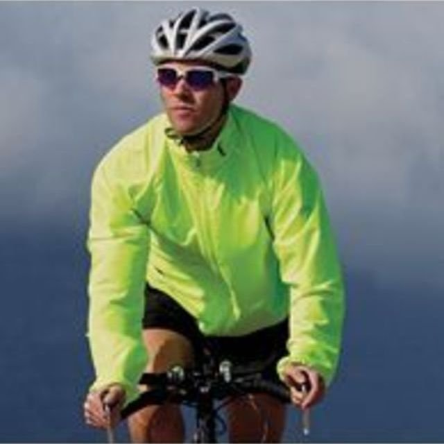 Unisex cycling jacket