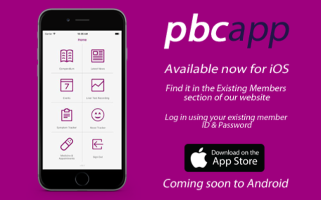 PBC App Launched