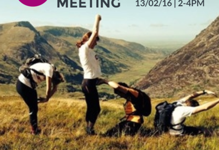 Meeting in Pembrokeshire | February 13th 2016