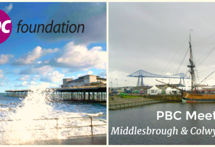 Meetings in Middlesbrough and Colwyn Bay | 27th February 2016